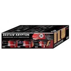 Fejerverkų rinkinys  PXS302C KRYPTON