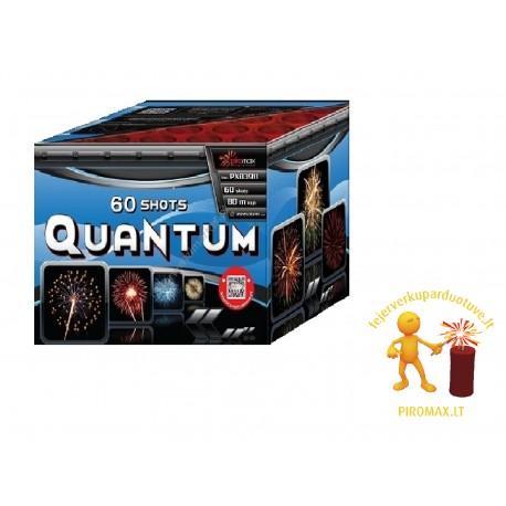 PXB3911 Quantum 60 šuviu MIX kolibras 20/25/30/45mm