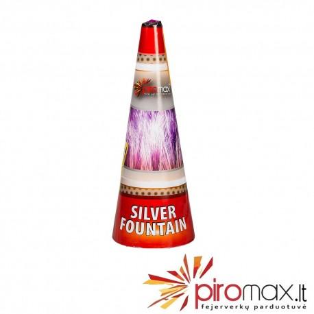 Sidabrinis fontanas PXF207 Silver