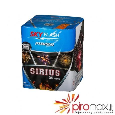 PXB2231  Sky Flash Sirius