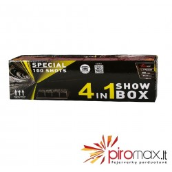 PXC203 4in1 100 Show Box