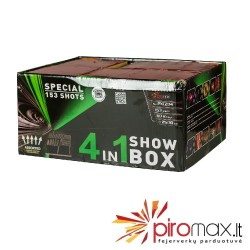 PXC204 4in1 153 Show Box