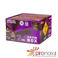 PXC306 2in1 90 Show Box