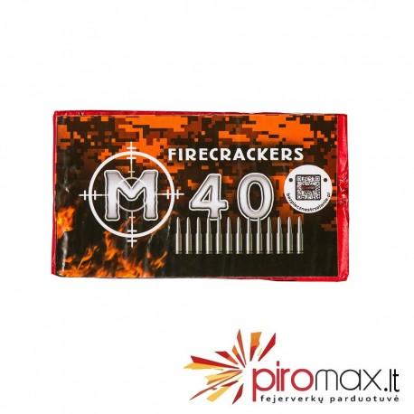 PXG205 Firecrackers M40